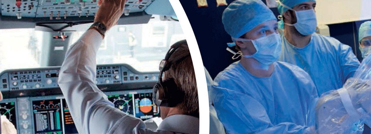 """Colloque """"Psychologie de la décision et management des risques : regards croisés aéronautique et santé"""""""