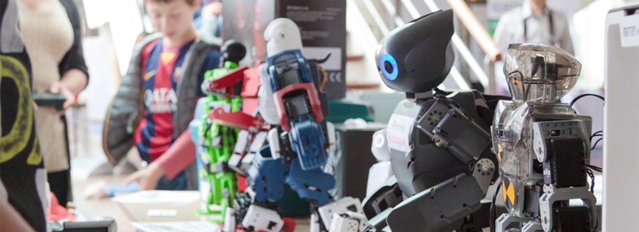 Robot Maker's Day