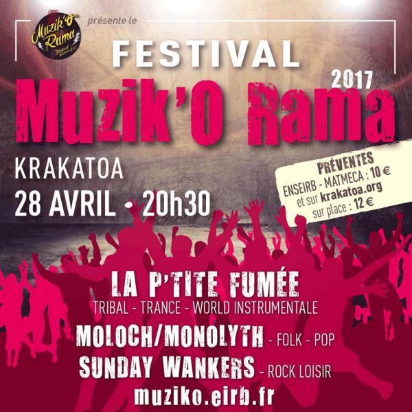Festival Muzik'O Rama 2017