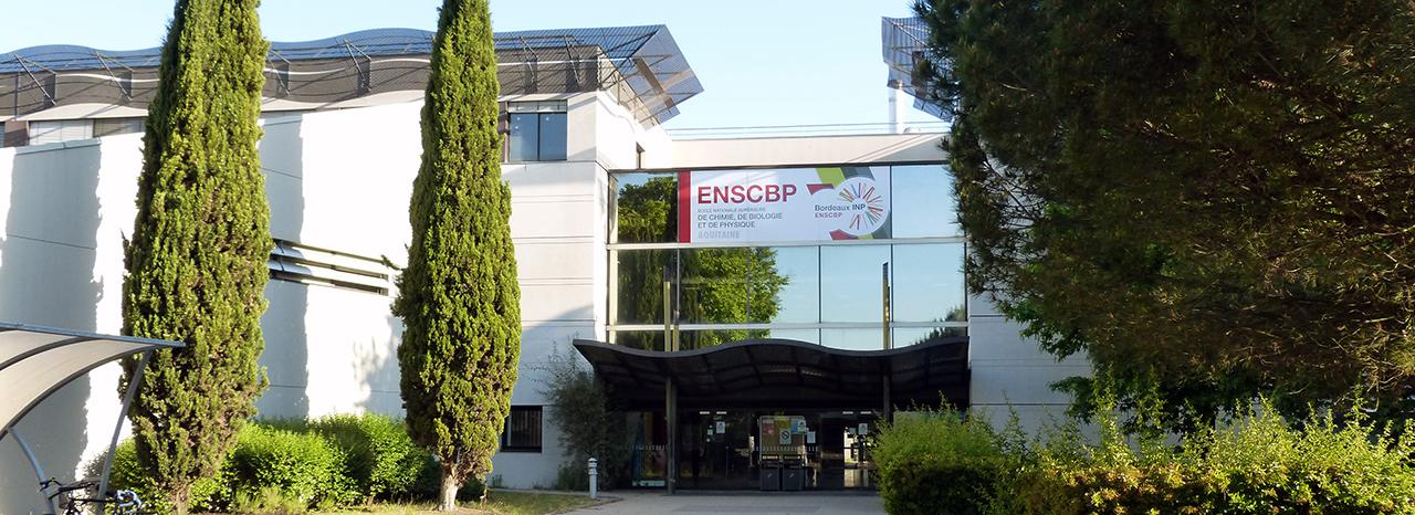 ENSCBP - Bordeaux INP