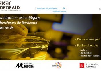 OSKAR Bordeaux : pour un accès libre aux publications scientifiques