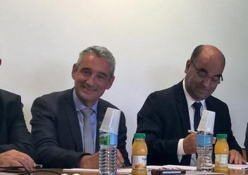 Signature convention avec l'UPPA
