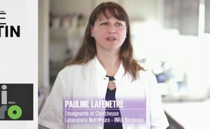 Pauline Lafenêtre, maître de conférences à l'ENSCBP-Bordeaux INP, témoigne de ses recherches dans Télématin